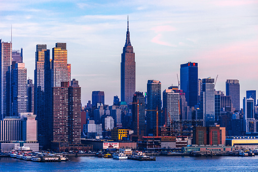 New Jersey「Manhattan view, New York City」:スマホ壁紙(7)