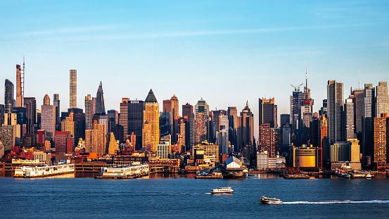 New Jersey「Manhattan view, New York City」:スマホ壁紙(19)