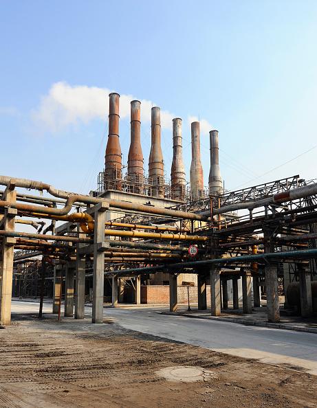 Empty「Soda factory, Tanggu port, near Tianjin, China」:写真・画像(13)[壁紙.com]