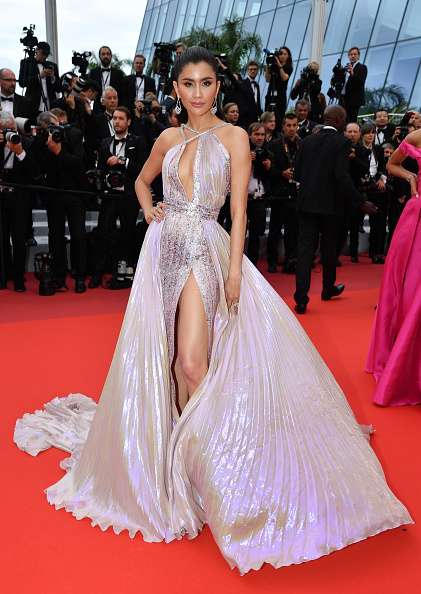 "Cannes International Film Festival「""A Hidden Life (Une Vie Cachée)"" Red Carpet - The 72nd Annual Cannes Film Festival」:写真・画像(16)[壁紙.com]"