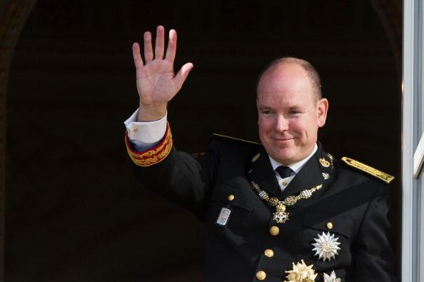 Prince Albert II of Monaco「Monaco National Day 2012 - Balcony Parade」:写真・画像(9)[壁紙.com]