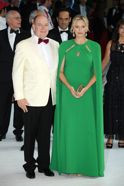 Charlene - Princess of Monaco「71th Monaco Red Cross Ball Gala In Monaco」:写真・画像(10)[壁紙.com]