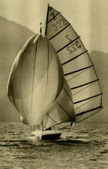 Salzkammergut「Sailing On The Attersee」:写真・画像(7)[壁紙.com]