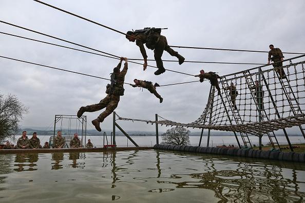 Workshop「350th Anniversary Of The Royal Marines」:写真・画像(1)[壁紙.com]