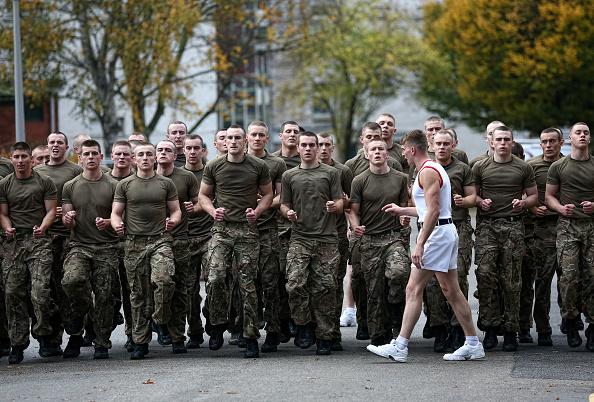 Marines - Military「350th Anniversary Of The Royal Marines」:写真・画像(14)[壁紙.com]