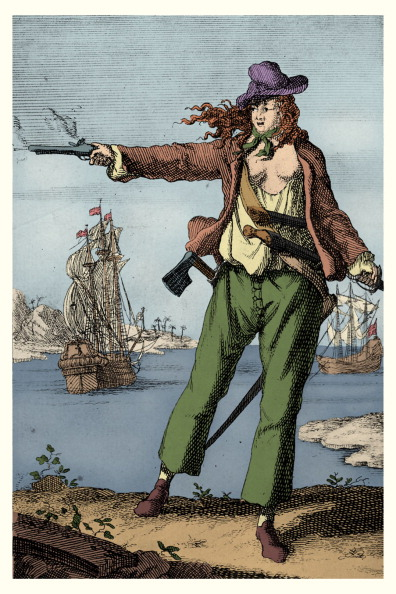 Females「Anne Bonney - Irish female pirate」:写真・画像(10)[壁紙.com]