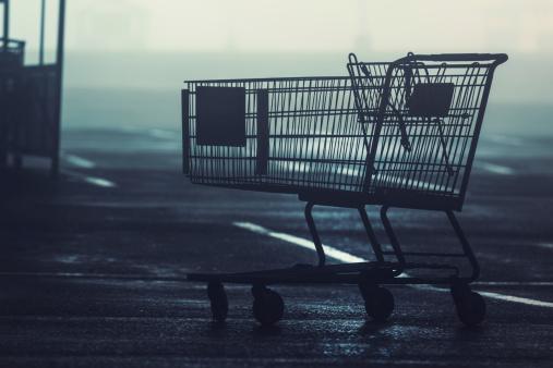 Parking Lot「Shopping Fog」:スマホ壁紙(4)