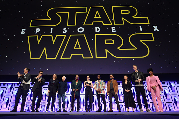 "セレブリティ「Star Wars Celebration: ""The Rise of Skywalker"" Panel」:写真・画像(3)[壁紙.com]"