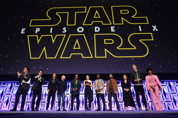 "Star Wars Celebration: ""The Rise of Skywalker"" Panel:ニュース(壁紙.com)"