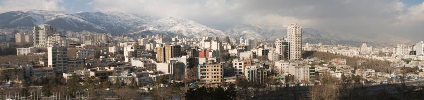 Iran「Tehran Panorama of Teheran」:スマホ壁紙(6)
