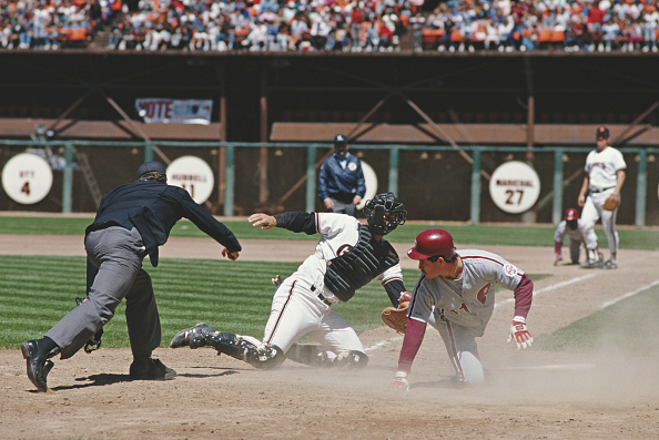 Baseball - Sport「Philadelphia Phillies vs San Francisco Giants」:写真・画像(1)[壁紙.com]
