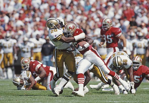 NFL「New Orleans Saints vs San Francisco 49ers」:写真・画像(7)[壁紙.com]