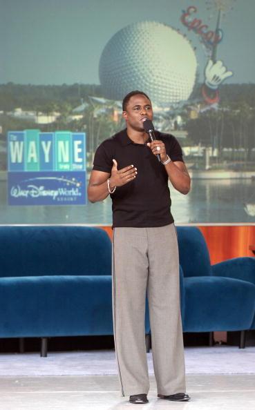 Epcot「Wayne Brady Show Tapes At Disney's Epcot」:写真・画像(0)[壁紙.com]