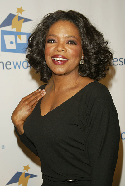 Oprah Winfrey「Sesame Workshop's Second Annual Benefit Gala」:写真・画像(19)[壁紙.com]
