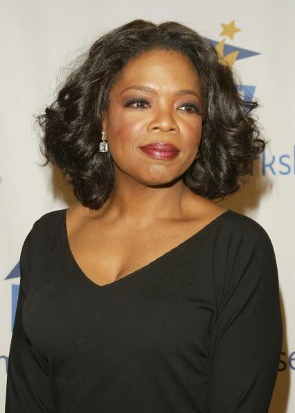Oprah Winfrey「Sesame Workshop's Second Annual Benefit Gala」:写真・画像(9)[壁紙.com]