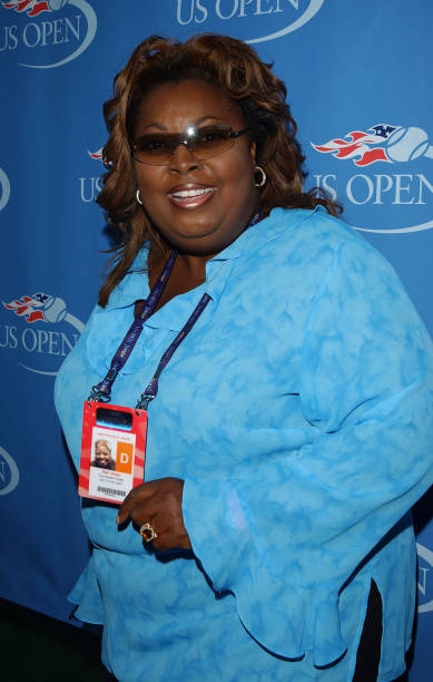 Star Jones at the 2002 U.S. Open Women's Finals Party:ニュース(壁紙.com)