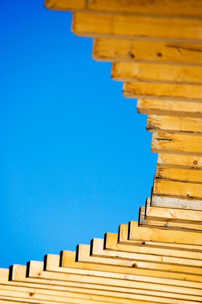 Curve「Pine Timber Structure」:写真・画像(7)[壁紙.com]