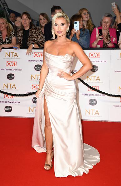 National Television Awards「National Television Awards 2021 - Red Carpet Arrivals」:写真・画像(11)[壁紙.com]