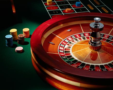 Spinning「Roulette Wheel」:スマホ壁紙(8)