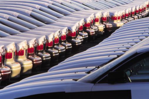 Car Dealership「New cars in lot」:スマホ壁紙(6)