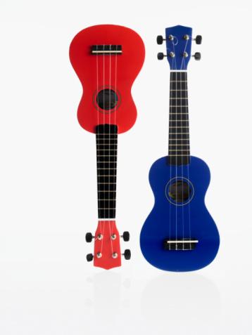 Ukelele「Guitars」:スマホ壁紙(1)