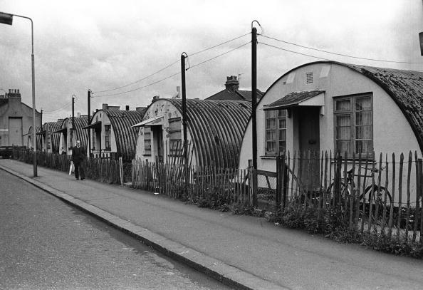 East London「Nissen Huts」:写真・画像(4)[壁紙.com]