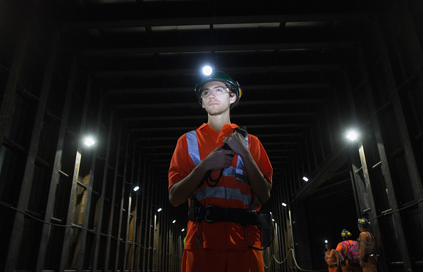 Mining - Natural Resources「Inside Boulby Potash Mine」:写真・画像(7)[壁紙.com]