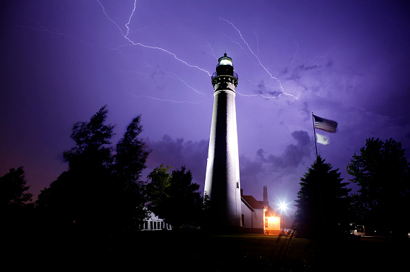 Wisconsin「Lighting over South Eastern Wisconsin」:写真・画像(15)[壁紙.com]