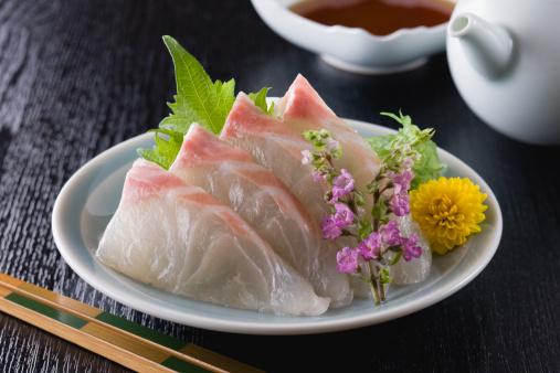 Soy Sauce「Sea Bream Sashimi」:スマホ壁紙(17)
