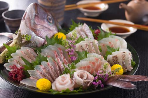 Soy Sauce「Sea Bream Sashimi」:スマホ壁紙(18)