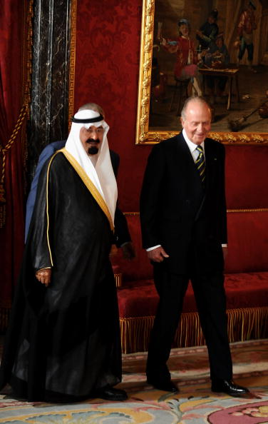 Arabia「Spanish Royals Host Gala Dinner Honoring Saudi Arabia King」:写真・画像(17)[壁紙.com]