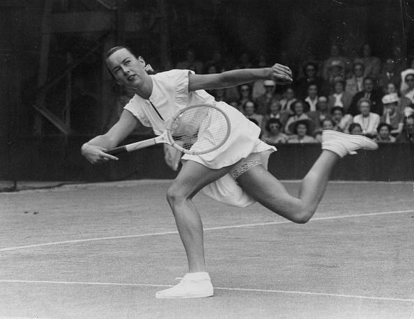 Wimbledon Lawn Tennis Championships「Gussie Action」:写真・画像(11)[壁紙.com]