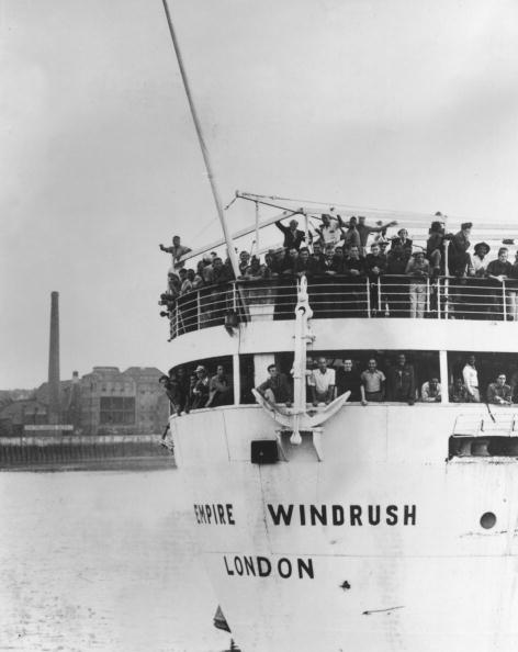 HMT Empire Windrush「Empire Windrush」:写真・画像(1)[壁紙.com]