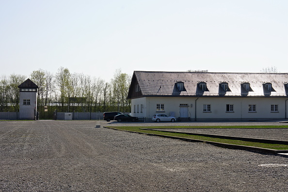 Richard Blanshard「Dachau Memorial Site」:写真・画像(16)[壁紙.com]