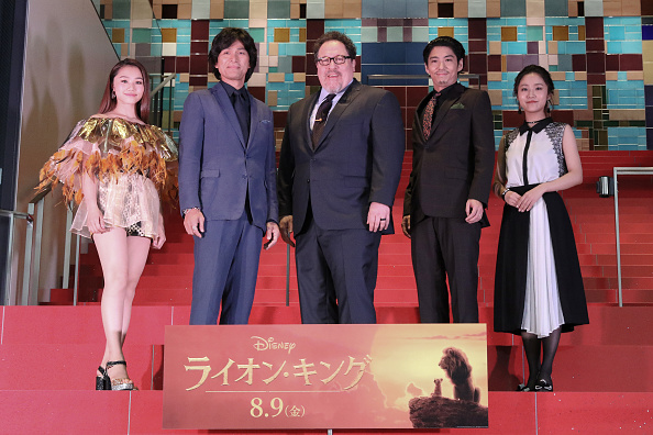 Christopher Jue「'The Lion King' Japan Premiere」:写真・画像(13)[壁紙.com]
