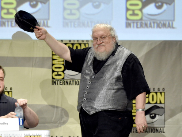 """Comic con「HBO's """"Game Of Thrones"""" Panel And Q&A - Comic-Con International 2014」:写真・画像(4)[壁紙.com]"""