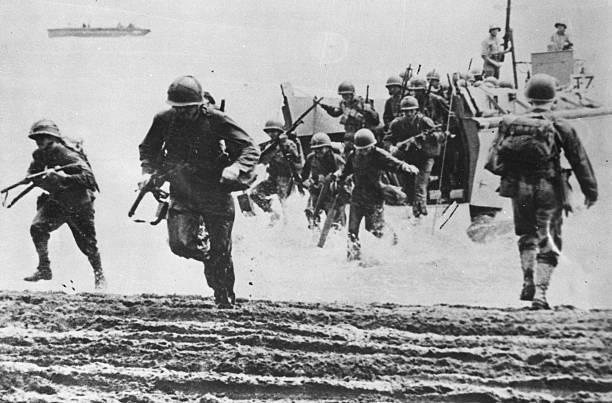 Guadalcanal Landing:ニュース(壁紙.com)