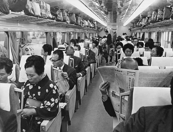 Passenger Train「Hikari Train」:写真・画像(2)[壁紙.com]