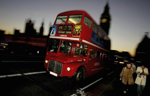 Bus「London's Iconic Routemaster Buses Facing Final Journeys In London」:写真・画像(4)[壁紙.com]