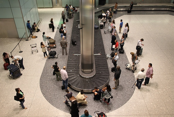 Passenger「Behind The Scenes At Heathrow's Terminal Five」:写真・画像(16)[壁紙.com]