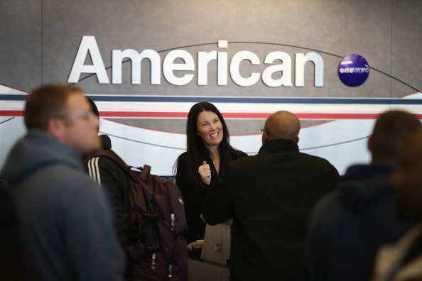 Corporate Business「American Airlines And US Airways Complete Merger, Creating World's Largest Airline」:写真・画像(11)[壁紙.com]