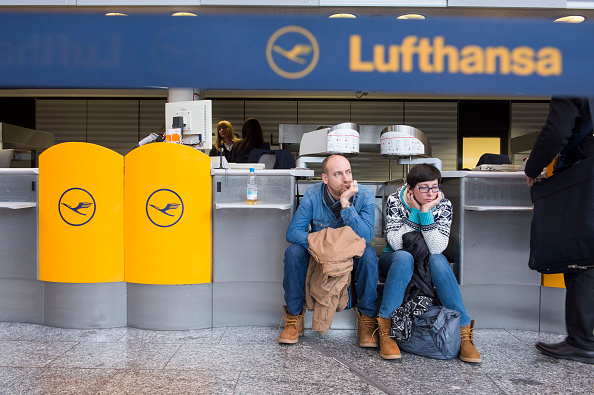 Lufthansa「Lufthansa Pilots Launch Strike, 1,350 Fights Cancelled」:写真・画像(1)[壁紙.com]