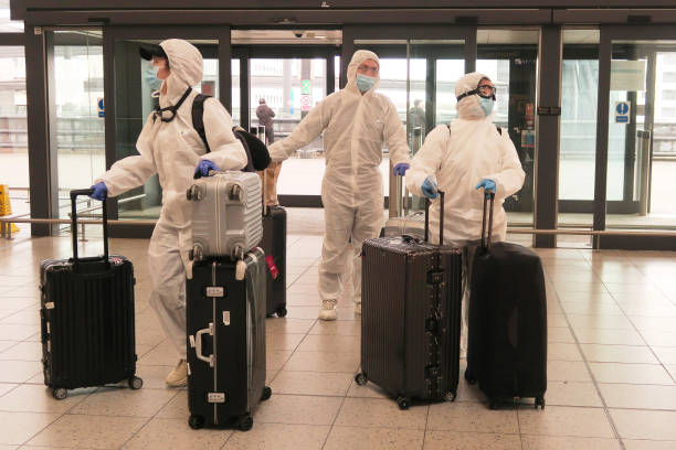Airlines Cancel Flights As Governments Restrict Travel Due To Coronavirus:ニュース(壁紙.com)