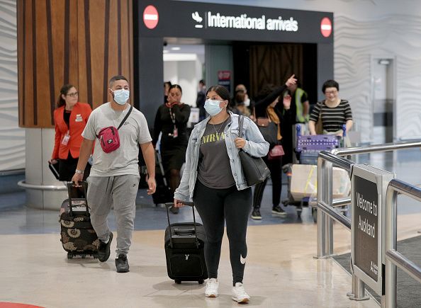 Arrival「New Zealand Remains On High Alert For Coronavirus Despite No Confirmed Cases」:写真・画像(1)[壁紙.com]