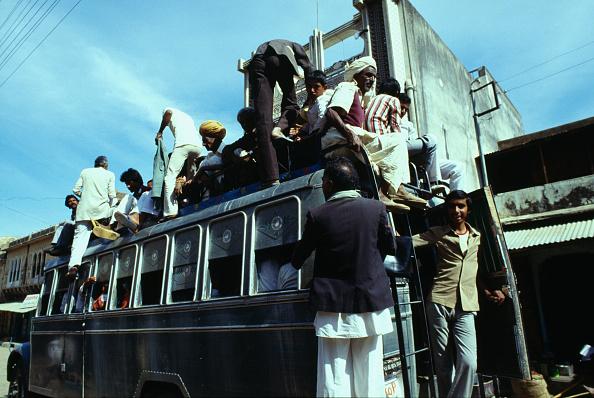 Rajasthan「Rajasthan Bus」:写真・画像(17)[壁紙.com]