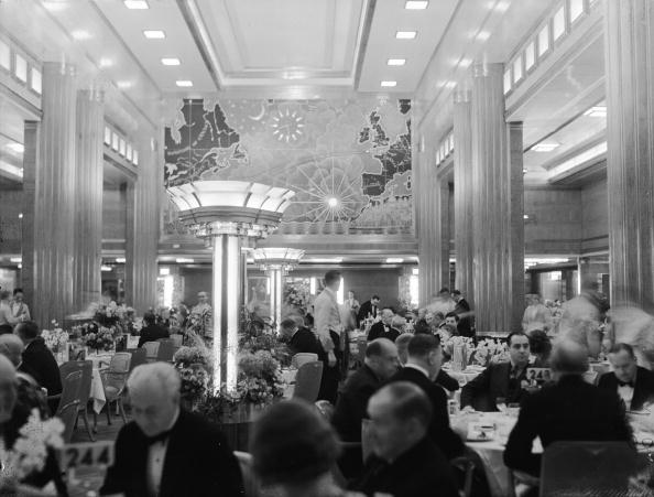 Dining Room「Queen Mary Diners」:写真・画像(10)[壁紙.com]
