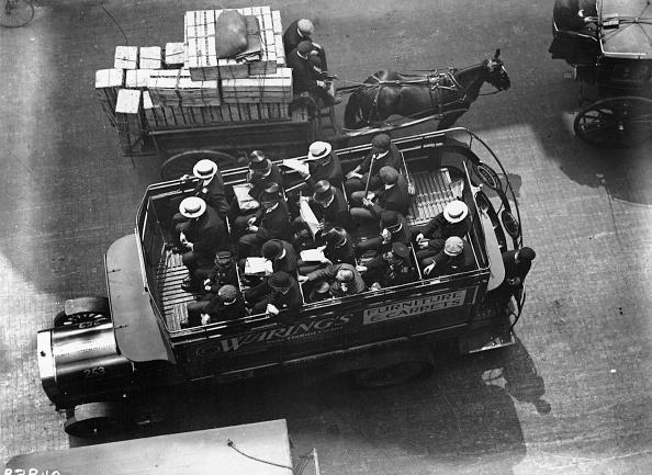 Passenger「Bus In Fleet Street」:写真・画像(3)[壁紙.com]