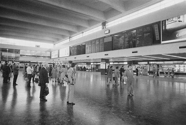 Railroad Station「Euston Station」:写真・画像(8)[壁紙.com]