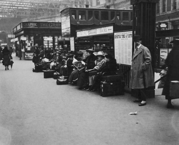 Bench「Waterloo Station」:写真・画像(18)[壁紙.com]