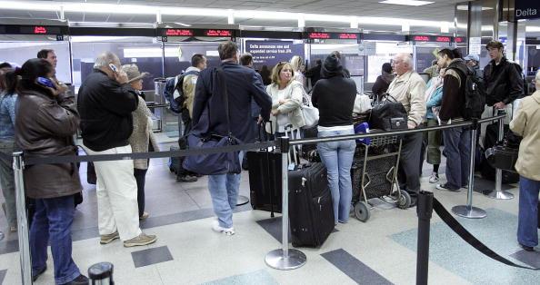 Passenger「Holiday Travelers Brave Thanksgiving Exodus」:写真・画像(8)[壁紙.com]